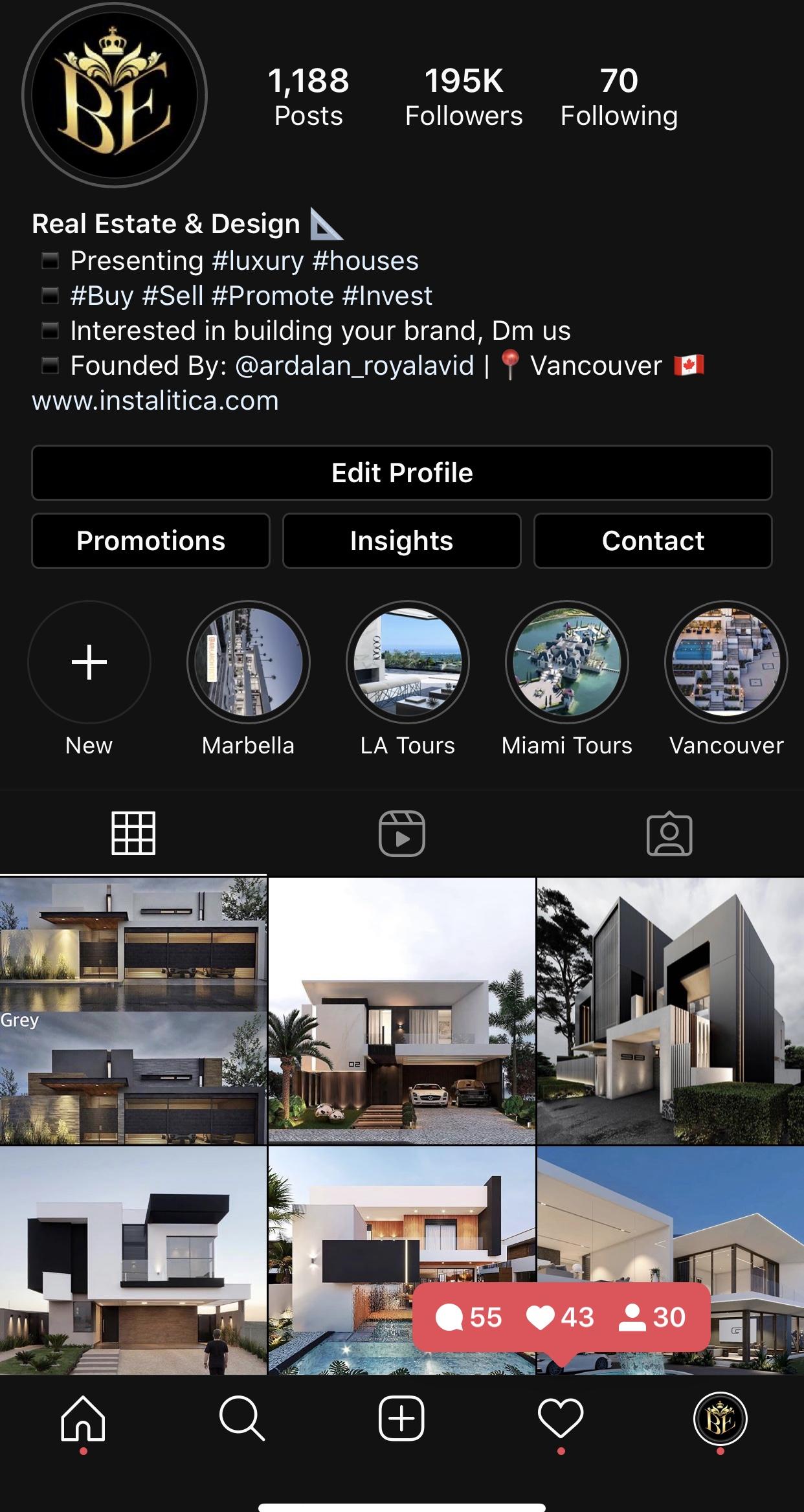 Any Instagram Account